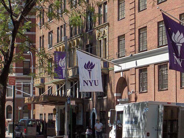 纽约大学简介图片