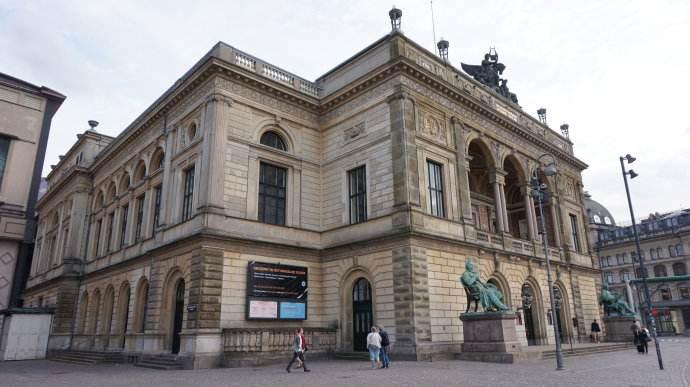 丹麦皇家艺术学院建筑学校简介图片